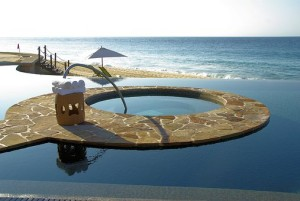 Pool Beside beach